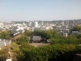 掛川城からの景色3