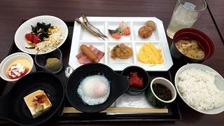 ますやの朝食