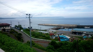 三陸鉄道の景色4