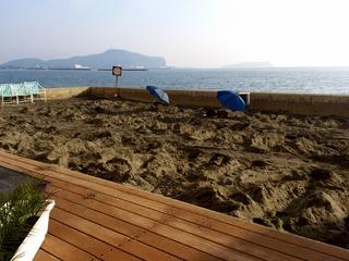 砂むし温泉1