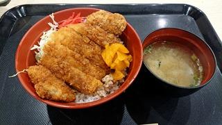福井のソースカツ丼