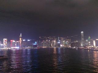 香港の夜景8