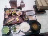 ホテル鷺乃湯朝食