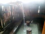 黒湯温泉打たせ湯