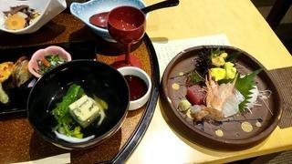 霧島ホテル夕食3