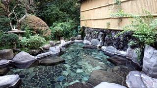 七滝温泉ホテル大露天1