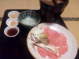 福島屋夕食3