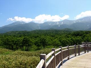 知床連山3
