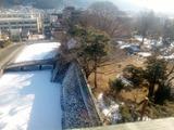 高島城天守からの景色2