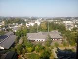 掛川城からの景色2