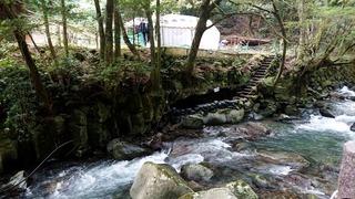 七滝温泉ホテル洞窟風呂5