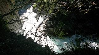河津七滝出合い滝5