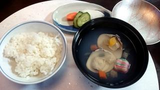 蔦温泉の夕食7
