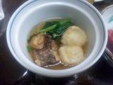 朝日屋旅館夕食2