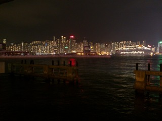 香港の夜景2
