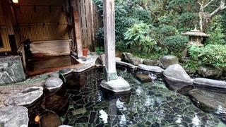 七滝温泉ホテル大露天3