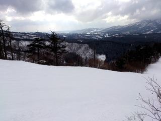 胎内スキー場2