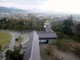 鶴ヶ城からの景色3