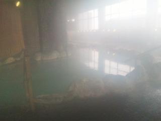 御山の湯内湯