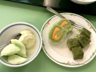 ホテル知床の夕食3
