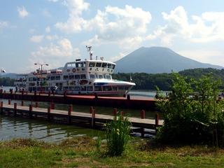 阿寒湖観光船2