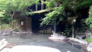 奥の湯混浴露天4