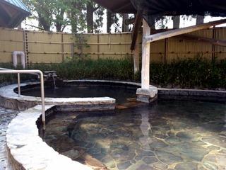 白水温泉瑠璃露天1