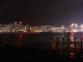 香港の夜景1