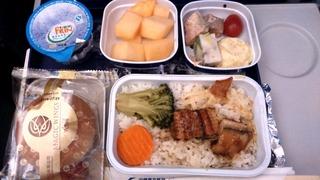 東方航空機内食