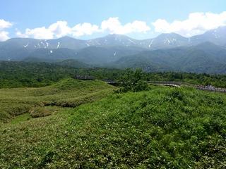 知床連山5