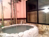 浜膳の部屋風呂2