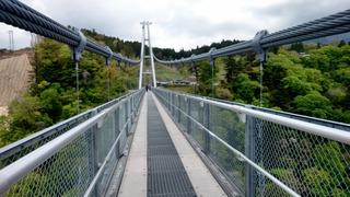 九重夢の大吊橋4