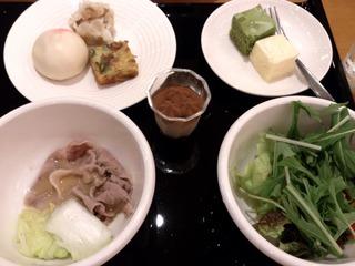 鶴雅ウィングスの夕食2