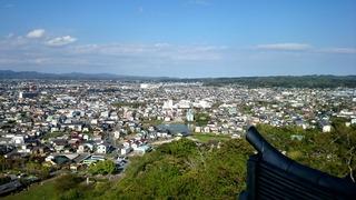 館山城より3