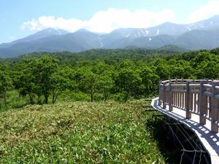 知床連山2