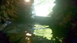 奥の湯洞窟風呂