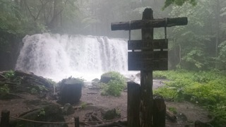 奥入瀬銚子大滝3
