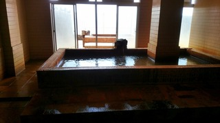 桜島シーサイドホテル内湯1