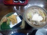 朝日屋旅館夕食3