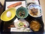 福島屋朝食