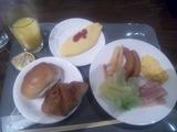 ベルナティオ朝食