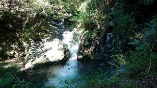 河津七滝出合い滝2