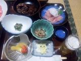 福島屋夕食1