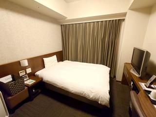 ドーミーイン熊本の部屋