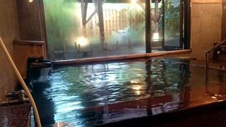 焼山荘内湯2