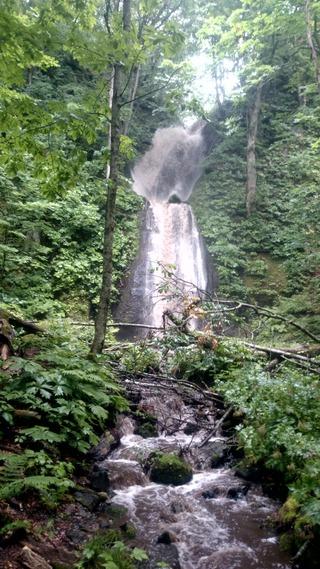 奥入瀬雲井の滝2
