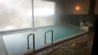 白船グランドホテルの内湯2