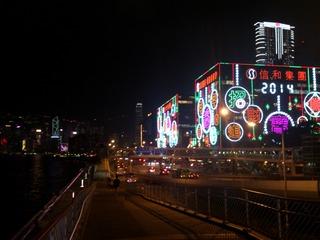 香港の夜景6