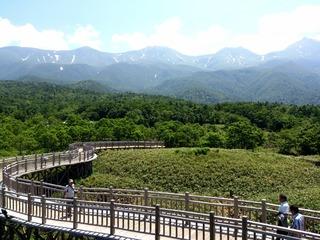 知床連山4