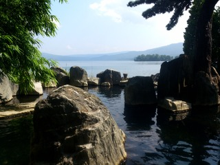 庭園露天風呂鹿泉の湯6